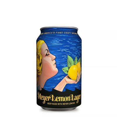 Anchor Meyer Lemon Lata - 355ml