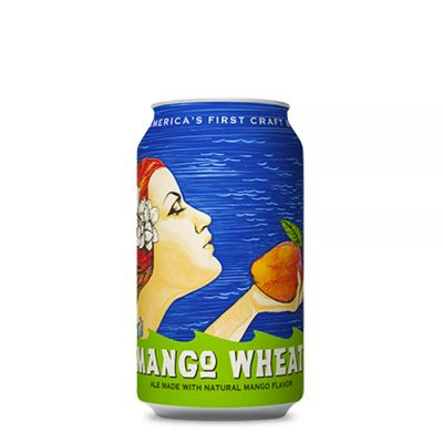 Anchor Mango Wheat Lata - 355ml  - foto 1