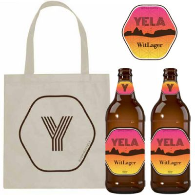 Kit Yela 600 ml + Ecobag