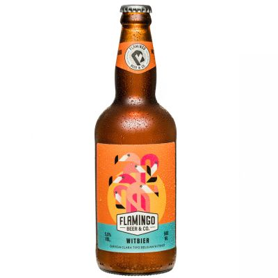 Flamingo Beer Witbier 500 ml