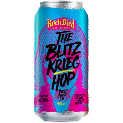 RockBird The Blitzkrieg Hop - Lata 473 ml