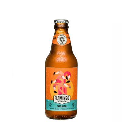 Flamingo Beer Witbier 300 ml