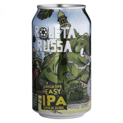 Roleta Russa Easy IPA - Lata 350 ml