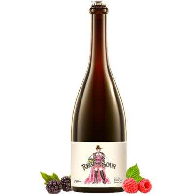 Bodebrown Regina Sour 750 ml