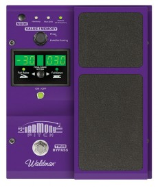 Pedal Waldman HP-100 | Harmony Pitch | Raised Tuning Harmony