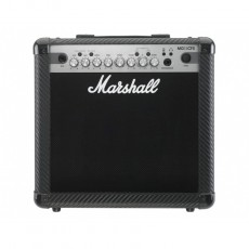 Amplificador Marshall MG 15CFX Carbon Fiber | 15 Watts | Para Guitarra