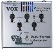 Pedal Vox Cooltron CT05CO Snake Charmer Compressor (USADO)