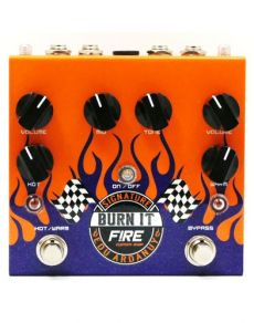 Pedal Fire Burn It | Edu Ardanuy Signature | Guitarra
