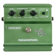 Pedal Rocktron Short Timer | Delay | Para Guitarra | Controles Level, Regeneration e Time