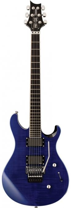 Guitarra PRS SE Torero RB | Floyd Rose | EMG | Bag | Royal Blue