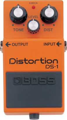 Pedal Boss DS-1 | Distortion | Para Guitarra | MOSTRUÁRIO