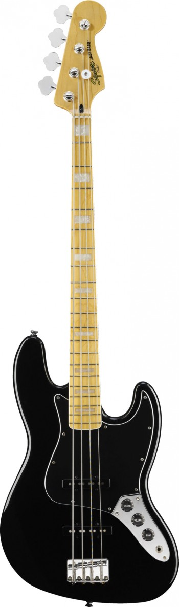 Baixo Fender Squier Vintage Modified Jazz Bass 77 | 030 7702 | 4C | Bk  - foto principal 1