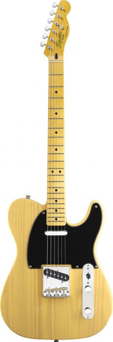 Guitarra Fender Squier Classic Vibe Telecaster 50s | 030 3027 | SS | Butterscotch Blonde (550)