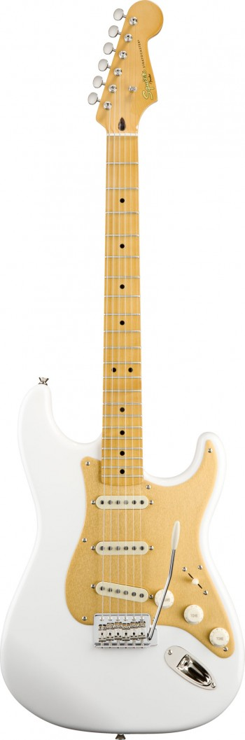 Guitarra Fender Squier Classic Vibe Stratocaster 50s | 030 3000 | SSS | Olympic White (505)  - foto principal 1