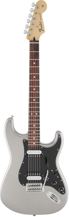 Guitarra Fender Standard Stratocaster RW HH | 014 9100 | Ghost Silver