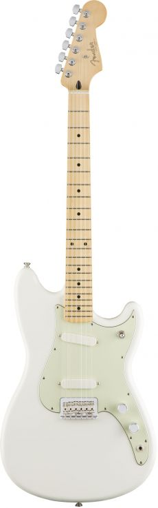 Guitarra Fender OffSet Duo Sonic MN | 014 4012 | SS | Artic White (580)