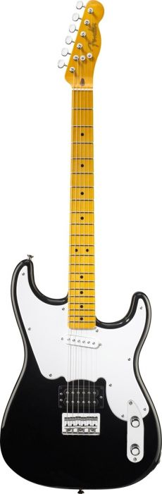 Guitarra Fender Pawn Shop 51 Stratocaster | Japan | 026 6002 | HS | Preta (306)