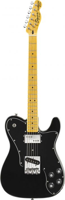 Guitarra Fender Squier Vintage Modified Tele Custom | 030 1260 | Preta