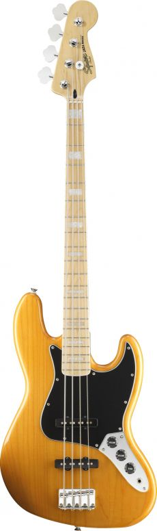 Baixo Fender Squier Vintage Modified Jazz Bass '77 | 4 Cordas | 030 7702 | Amber (520)