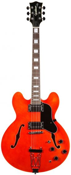 Guitarra Waldman GHO 140CW | HH | HB (Honey Burst)