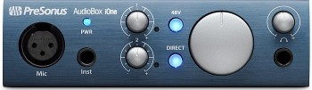 Interface Presonus AudioBox iOne | Phantom Power | USB 2.0  - foto principal 1