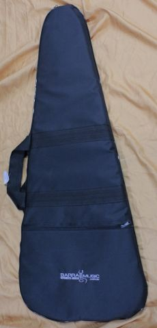 Bag Shock Music Para Guitarra | Barramusic | Nylon | Preta