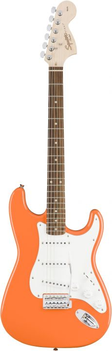 Guitarra Fender Squier Affinity Stratocaster | 031 0600 | SSS | Competition Orange
