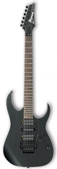 Guitarra Ibanez RG370ZB | HSH | Weathered Black (WB)
