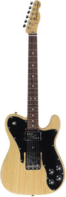 Guitarra Fender Am Vintage 72 Tele Custom Ltd Edition | 017 0322 | Natural
