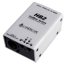 Direct Box Landscape HB2 | Phantom Power | Ativo