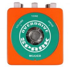 Pedal Mooer Spark Overdrive | Spark Series | Para Guitarra