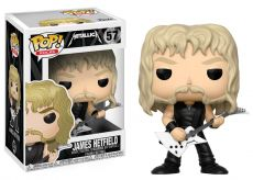 Funko Pop! James Hetfield | Metallica | Rocks 57