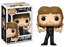 Funko Pop! Lars Ulrich | Metallica | Rocks 58
