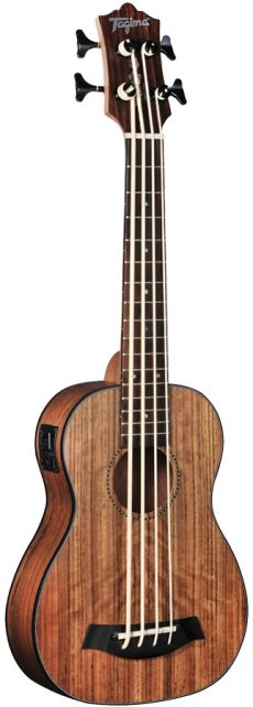 Ukulele Bass Tagima Ubass 30 KB | Eletro Acústico | Natural Walnut