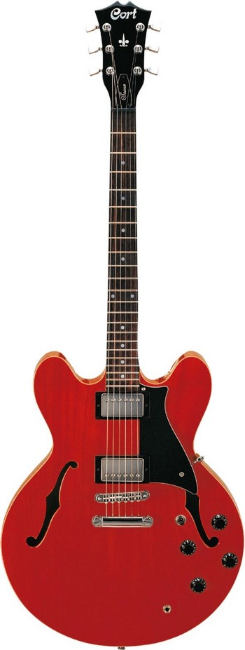 Guitarra Cort Source CR | HH | Cherry Red  - foto principal 1