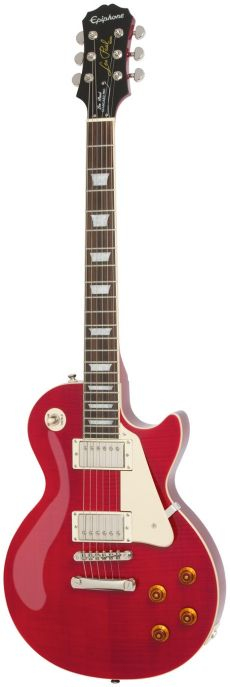 Guitarra Epiphone Les Paul Standard Plus Top Pro | Flamed Maple | Wine Red