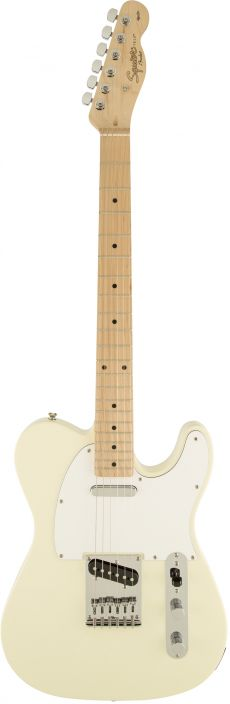Guitarra Fender Squier Affinity Telecaster MN | 031 0202 | Artic White (580)