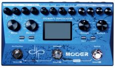 Pedal Mooer Ocean Machine | Devin Townsend Signature | Delay | Reverb | Looper