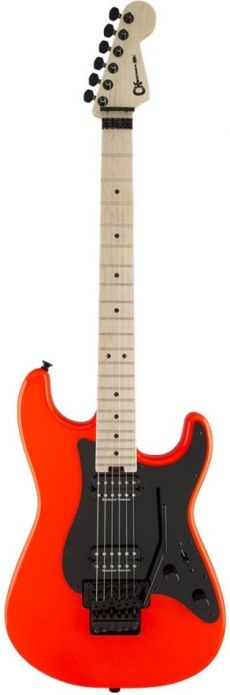 Guitarra Charvel So-Cal Style 1 HH FR MN | Rocket Red
