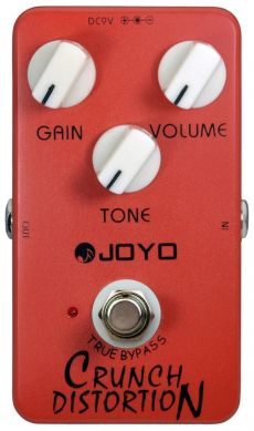 Pedal Joyo Crunch Distortion | JF 03 | Para Guitarra