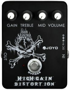 Pedal Joyo High Gain Distortion | JF 04 | Para Guitarra