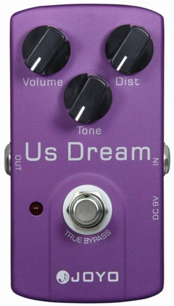 Pedal Joyo US Dream | JF 34 | Overdrive/Distortion | Para Guitarra  - foto principal 1