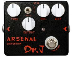 Pedal Joyo Arsenal Distortion | D-51 | Para Guitarra