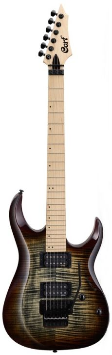 Guitarra Cort X300 BRB | EMG | Brown Burst (BRB)