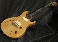 Guitarra PRS SE Custom | Semi Hollow | Natural | USADA