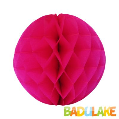 Bola de Origame Pink