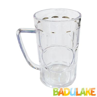 Caneca de Chopp 450 ml Transparente