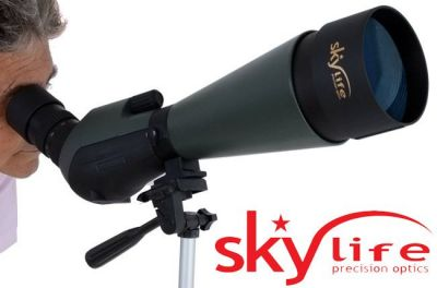 Luneta 100mm Skylife Série GrandView 24-72x100mm Waterproof