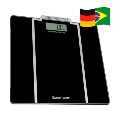 Balança Digital com Bioimpedância Body Fat - Geratherm