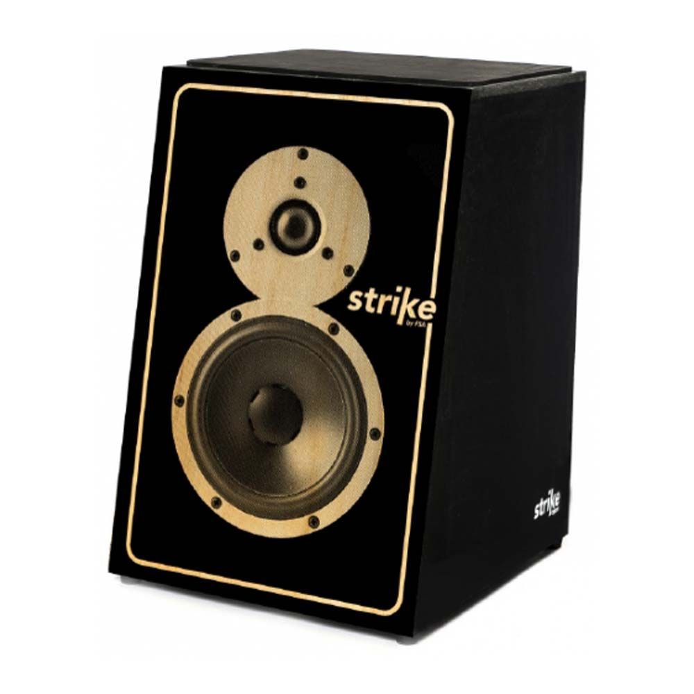 Cajon Inclinado FSA Strike SK5011 Sound Box com captação